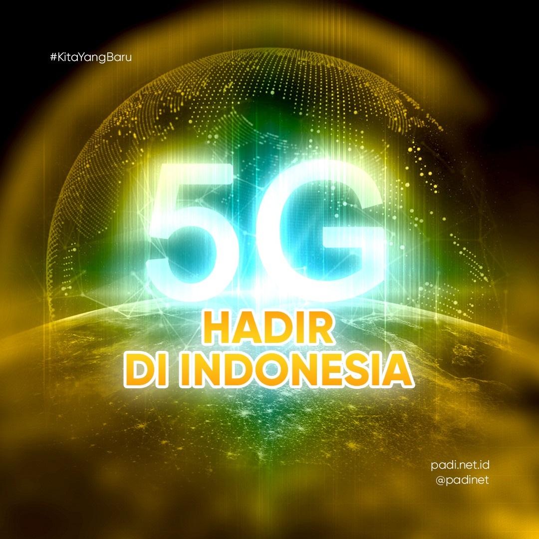 5G di Indonesia