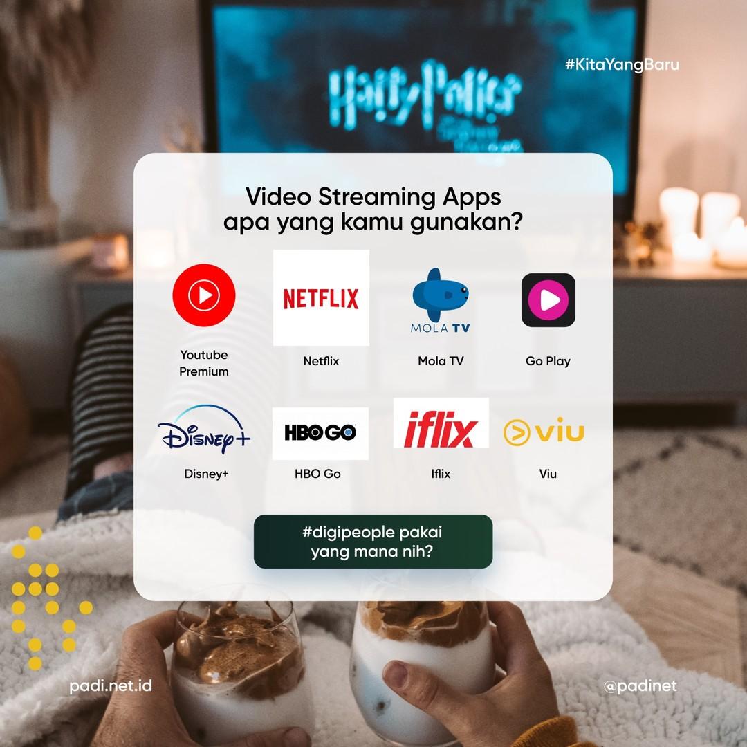 Netflix dan Aplikasi Video Streaming Terlaris 2021 di Playstore