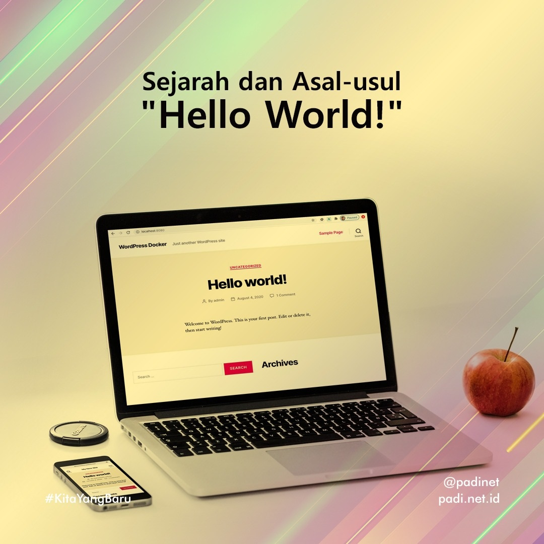 Sejarah Hello World